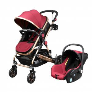 Norfolk Baby Voyage Air Luxury 5 in1 Travel Sistem Bebek Arabası - 536yreyeyer