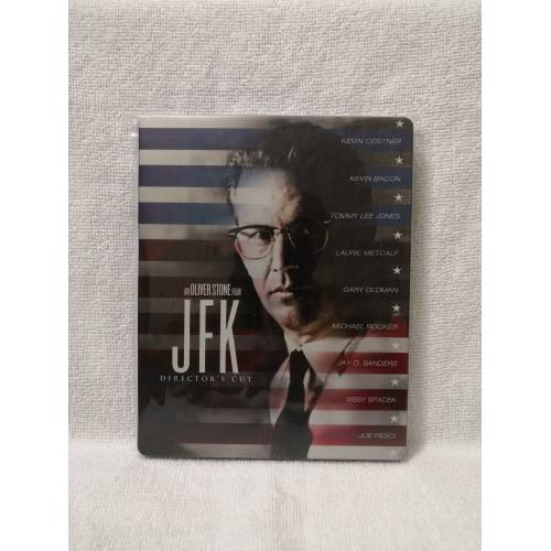 JFK Bluray Steelbook Limited Edition 369433138