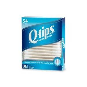 Q-tips Cotton Swabs (54 lü) Made in USA