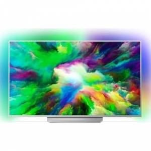 Philips 55PUS7803 55 139 Ekran Uydu Alıcılı 4K Ultra HD Smart LED TV