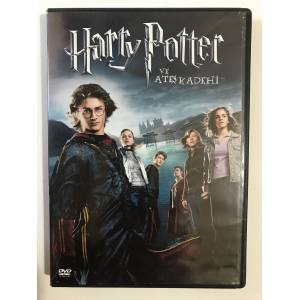 Harry Potter ve Ateş Kadehi  DVD Film