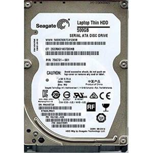 SEAGATE 500 GB 2.5 Thin 32MB 7200 Rpm Sata ST500LM021
