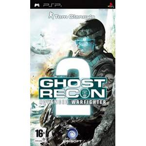 Tom Clancys Ghost Recon Advanced Warfighter 2 PSP OYUNU