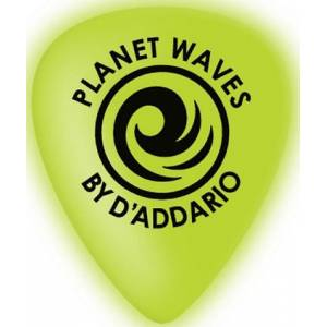 Planet Waves 1CCG7 Cellu-Glo Picks Extra-Heavy - 1 Adet Pena