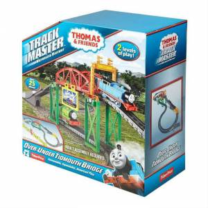 Thomas Friends Switchback Bataklığı Oyun Seti DVF74