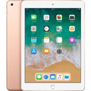 Apple iPad 6.Nesil 32GB 9.7 Wi-Fi IPS Tablet - Altın MRJN2TUA