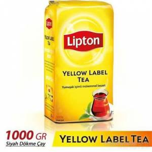 Lipton Yellow Label Çayı 1000 Gr 9 Adet 1 Koli
