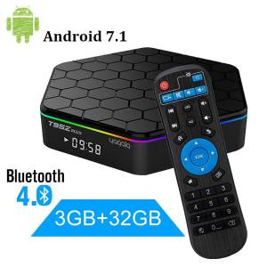 YAGALA T95Z plus 3Gb Ram32Gb Rom Android 7.1 Amlogic S912 Smart Tv Box Octa Core 4K Resolution