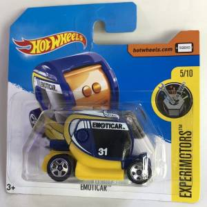 Hot Wheels Araba Emoticar Experimotors 5QBX0