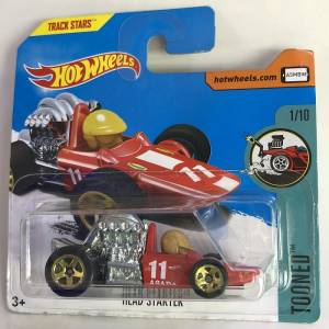 Hot Wheels Araba Head Starter Tooned A5MBW