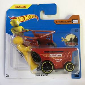 Hot Wheels Araba Aisle Driver Hw Ride-Ons M414K