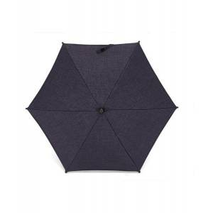 MAMAS PAPAS LUXURY PARASOL DARK NAVY