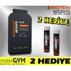 The Protein Works TPW CLA 1000 mg 120 Softgels
