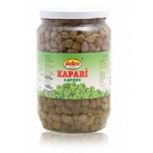 Dolco Gold Kapari Çiçeği 9-11 mm 720 Ml