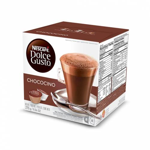 Nescafe © Dolce Gusto © Chococino