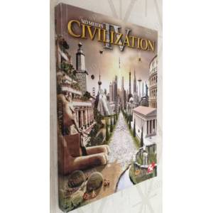 SID MEIERS CIVILIZATION IV BOOK -