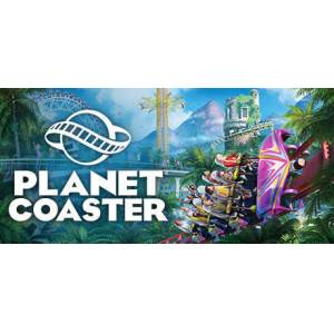 Planet Coaster Steam Gift - CD Key PC