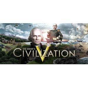 Sid Meiers Civilization V Steam Gift - CD Key PC