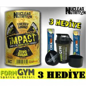 Nuclear impact Complete Amino Asit Formula 500 Gr