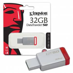 Kingston DataTraveler50 32GB USB 3.0 Bellek DT5032GB