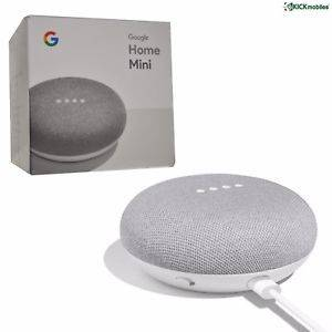 GOOGLE HOME MİNİ AKILLI HOPORLÖR Google Mini Speaker