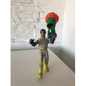 The Real Ghostbusters 1989 Kenner-Winston Zeddmore -Frigth Features