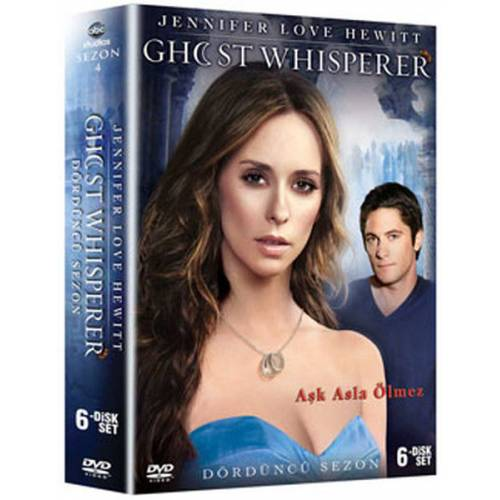 Ghost Whisperer Season 4 (Özel Kutu 6 Disk)  Walt Disney