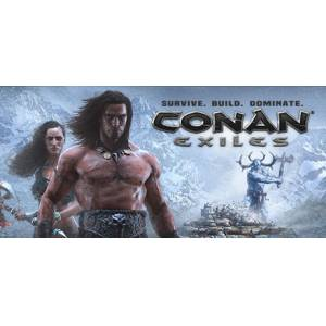 Conan Exiles Barbarian Edition Steam Gift - CD Key PC