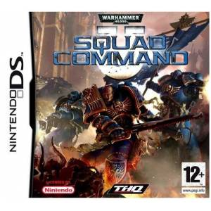 NINTENDO DS WARHAMMER 40.000 SQUAD COMMAND