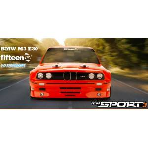 HPI 110 RS4 SPORT 3 RTR WITH BMW M3 E30 BODY