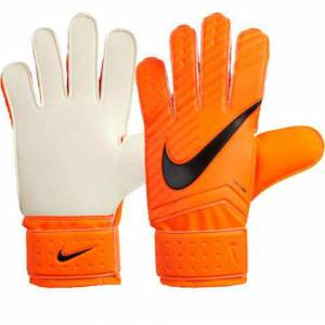 NİKE Kaleci Eldiveni Nike Kids Jr Match Football Glove GS0343-803 TURUNCU