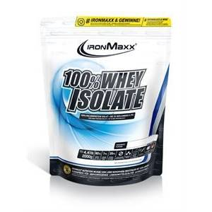 Ironmaxx 100 Whey Isolate Protein 2000 Gr - Shaker + Protein Bar Hediyel