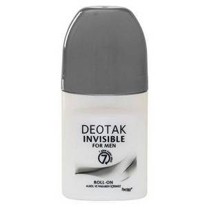 Deotak Invisible For Men Roll-On Deodorant 35 ml