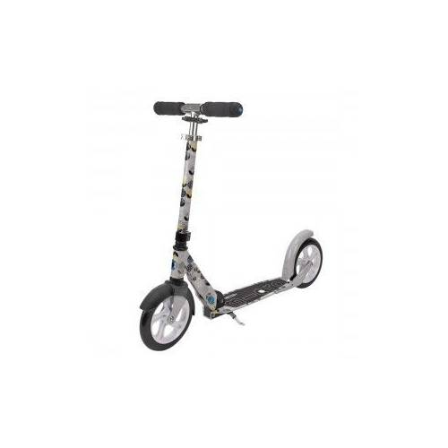 Micro White M&D Floral Grey Scooter 381763753