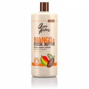 Queen Helene Hand  Body Lotion Mango amp Cocoa Butter 1 LT