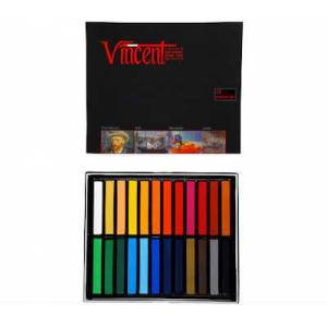 Vincent Soft Pastel 24lü Tam Boy