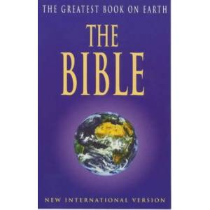 The Bible- The greatest Book on Earth (New International Version)