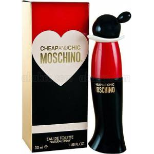 Moschino Cheap And Chic EDT 30 ml Bayan Parfümü