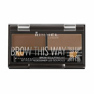 Rimmel London Brow This Way Kit Medium Brown