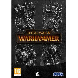 PC TOTAL WAR WARHAMMER LIMITED EDITION METAL KUTU