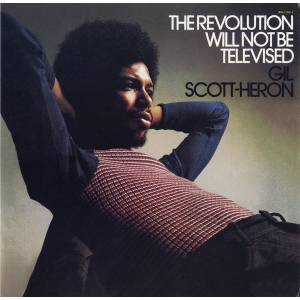 GIL SCOTT-HERON - The Revolution Will Not Be Televised , LP Soul