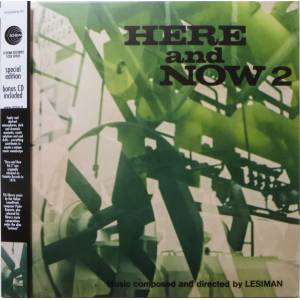 LESIMAN - Here And Now Vol. 2 , LP + CD Jazz Funk