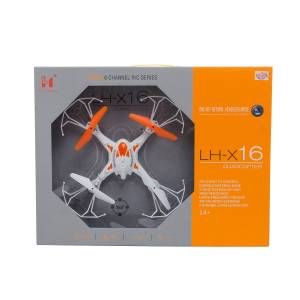 LH-X16 Kameralı Drone 2.4Ghz 6 Axis Gyro Dron Drone Helikopter