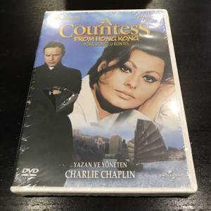 A COUNTESS FROM HONG KONG Marlon Brando Dvd