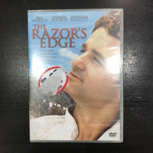 THE RAZORS EDGE Bill Murray Dvd