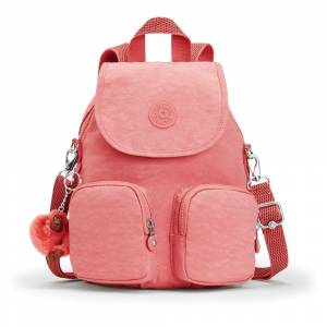 Kipling Firefly Up Basic Sırt Çantası Dream Pink K12887-47G