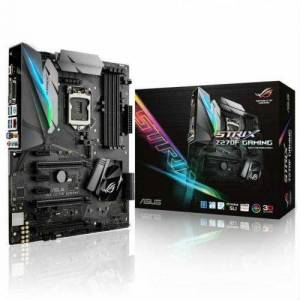 ASUS STRIX Z270F GAMING LGA1151 Z270 USB3.1 ATX