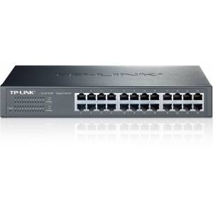 TP-Link TL-SG1024D 24 Port 101001000M Rack Mount Switch
