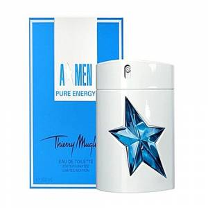 Thierry Mugler Angel Pure Energy EDT 100 Ml Erkek Parfüm