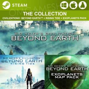 PCMACLINUX STEAM SID MEIERS CIVILIZATION BEYOND EARTH COLLECTION CD KEY